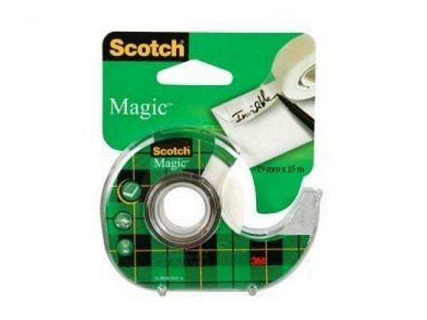 Klebeband Scotch Magic Tape 810 19mmx15m