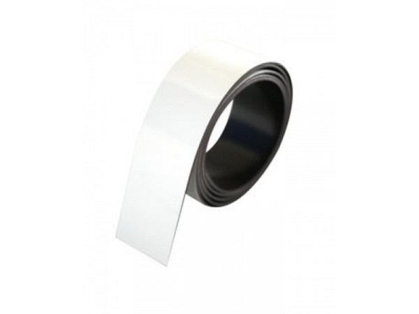 Magnetband Ultradex Flexband magnetisch weiss 30mmx1m