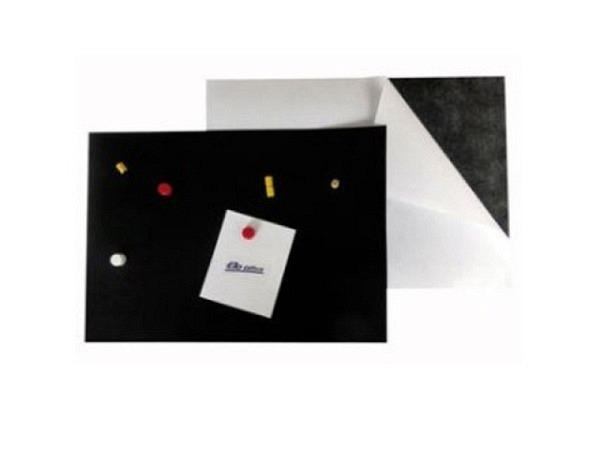 Magnetplatte BoOffice 60x50cm schwarz