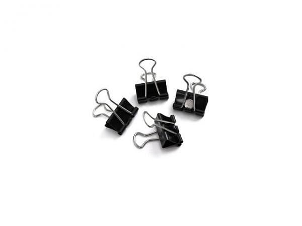 Magnet Trendform Architect Foldbackklammern 4er Set schwarz
