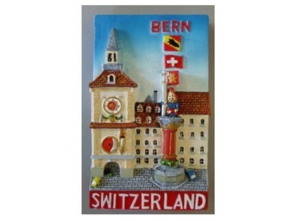 Magnet Bern Zytglogge mit Zähringerbrunnen klein