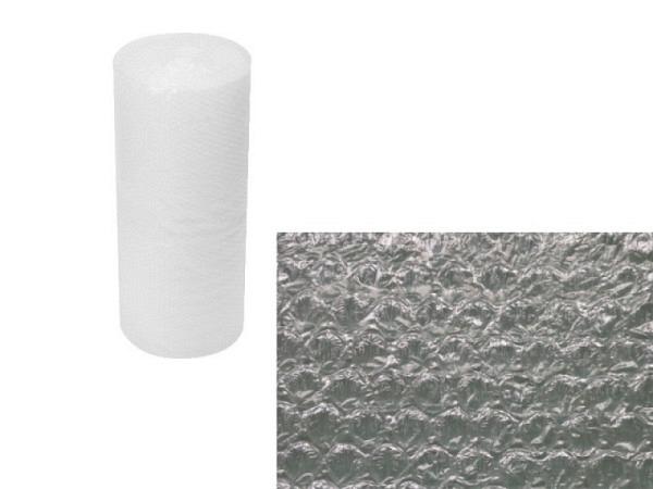 Luftpolsterfolie 1mx25m transparent, Bubble Film Roll