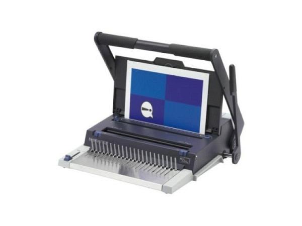 Bindemaschine GBC Multibind 320, für Plastik- Drahtbindungen