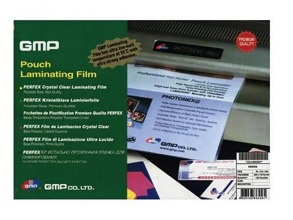 Laminierfolie GMP matt A5 154x216mm, 2x125Mikron, 100Stk.