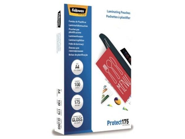 Laminierfolie GMP matt A4 216x303mm, 2x125Mikron, 100Stk.,