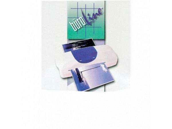 Laminierfolie Büroline A4 mit Eurolochung 28x303mm 100Mikron