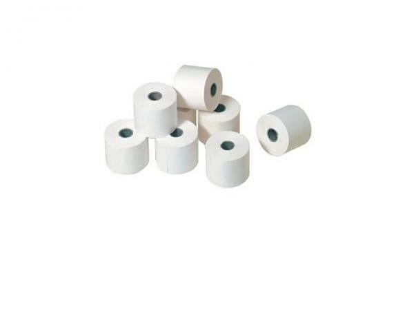 Additionsrolle weiss Papierbreite 38mm, Ø 40mm