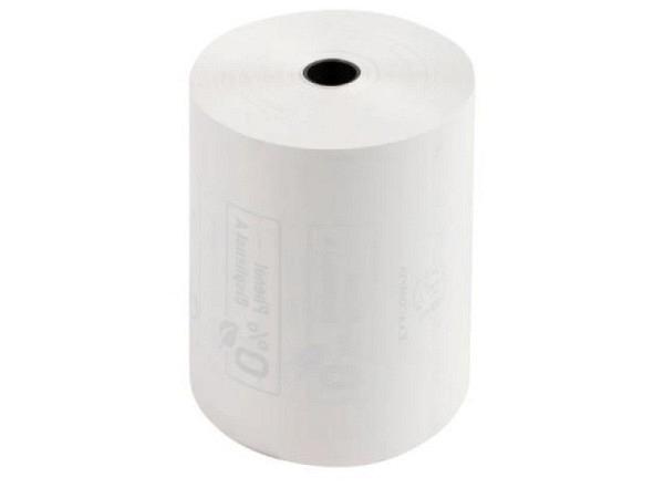 Additionsrolle Thermo einfach Breite 80mm, RollenØ 63mm