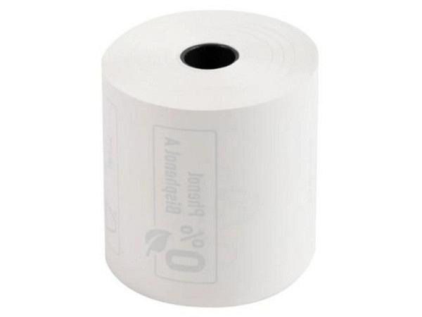 Additionsrolle Thermo einfach Breite 58mm, RollenØ 63mm