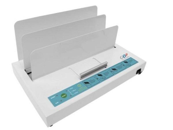 Thermobindegerät Büroline Minibind für Thermobindungen