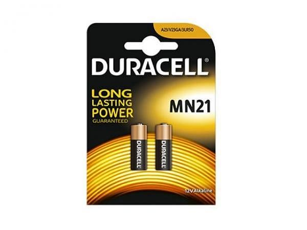 Batterien Duracell Security 12V