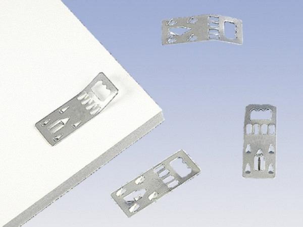 Bildaufhänger Quick für Schaumstoffplatten 1Stk.