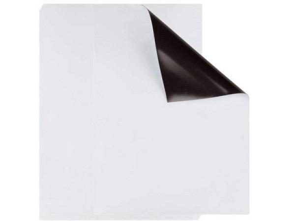 Magnettafel Sigel Artverum Wochenplaner weiss/schwarz 40x50cm, 1,5cm