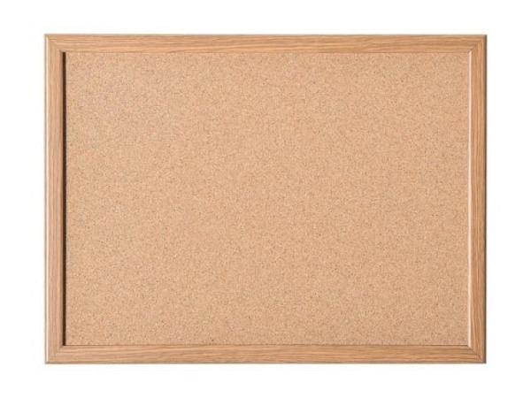 Pinwand mit Holzrahmen 40x60cm