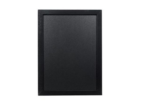 Schiefertafel Securit Woody Holzrahmen schwarz 30x40cm
