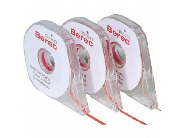 Aufteilungsband Berec 3mmx8m rot MB28.02