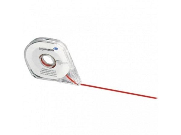 Aufteilungsband Legamaster 3,5mmx8m rot