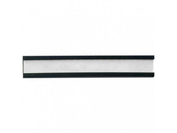Etikettenträger Legamaster Magnet 10mmx60mm, aus 1,7mm dick