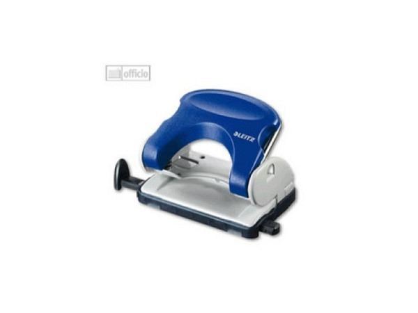 Locher Leitz 5038 blau bis 1,6mm Stanzvermögen