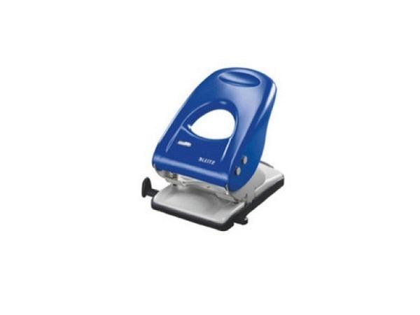 Locher Leitz 5138 blau Stanzvermögen bis 4mm