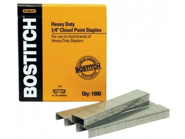 Heftklammern Bostitch SP8DK 8mm 1000Stk. für T10