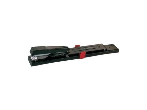 Heftapparat Bostitch B440LR Langarmhefter, heftet bis 20Blatt, mit verstellbarem Tiefenanschlag von 10-30cm, Klammern SBS 19 1/4