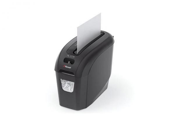Aktenvernichter Rexel ProStyle+ 6,5mm Streifenschnitt