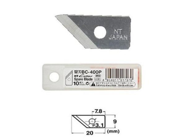 Messer Büroline breit Drehfest (Ersatzkl. 167008)