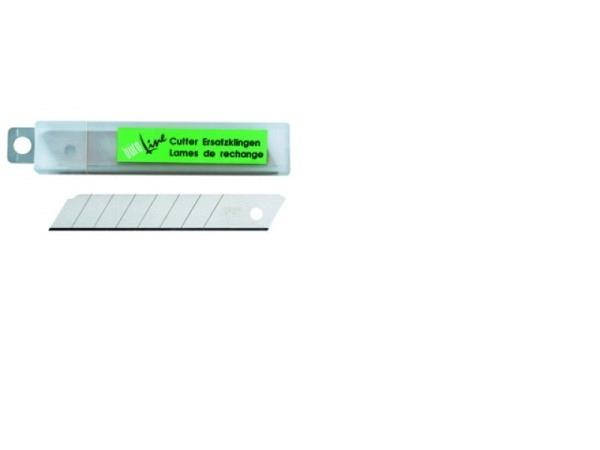Messer Büroline Ersatzklingen breit L-150 10Stk.