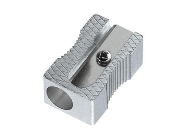 Spitzer BüroLine Metall Einfachspitzer in Blockform