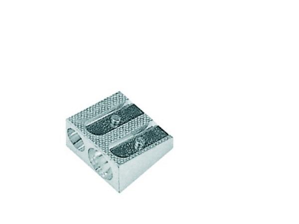 Spitzer Büroline Metall doppelt keilförmig