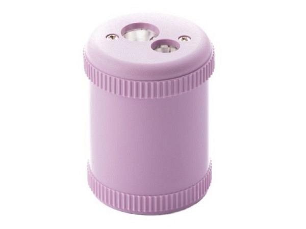 Spitzer Dux Pastel lila, mit Behälter rund