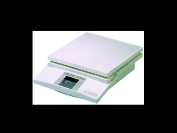 Waage Maul Maultec 2000g, 5g-Teilung, batteriebetrieben