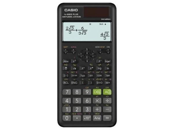 Taschenrechner Casio FX-85es Plus 2-Zeilen-Display