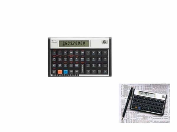 Taschenrechner Hp 12C Platinum,  Finanz- und Bankwesen
