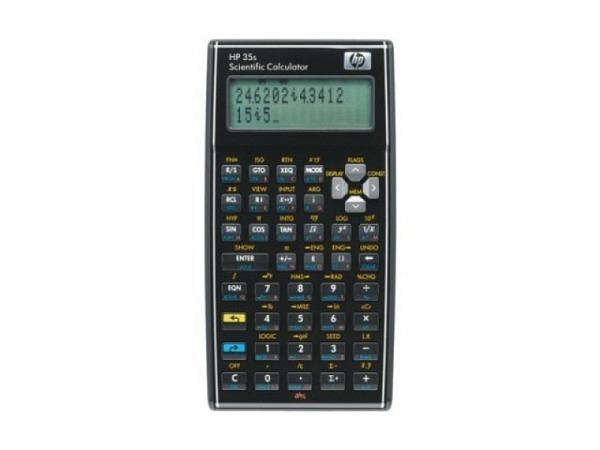 Taschenrechner HP 35S deutsch, technisch-wissenschaftlich
