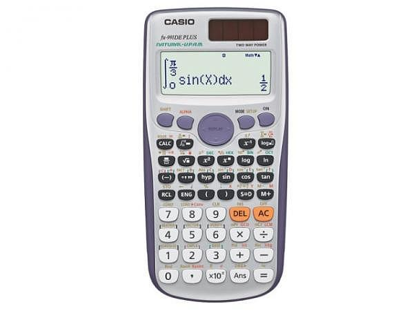 Taschenrechner Casio FX-991DE Plus Dual Power