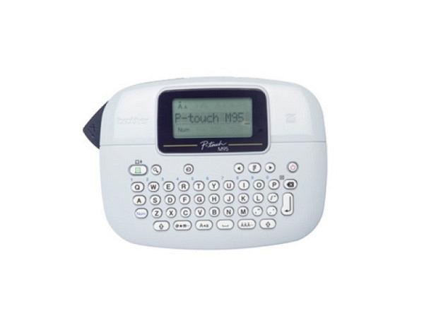 P-Touch Brother M95 weiss, universelles Beschriftungsgerät