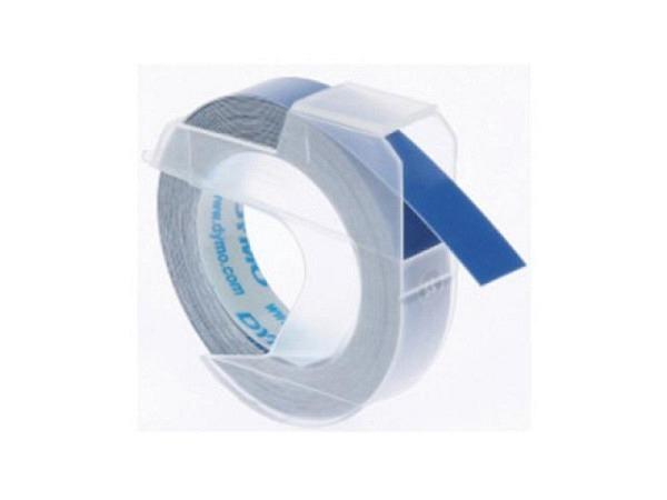 Dymo Band glanz 9mmx3m blau