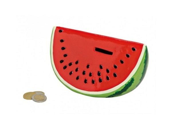 Geldkassette Wassermelone aus Keramik