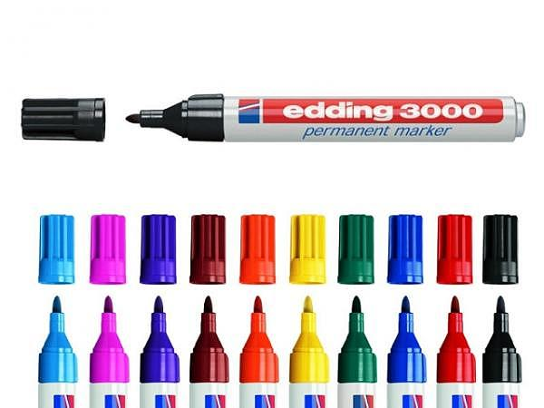 Filzstift Edding 3000