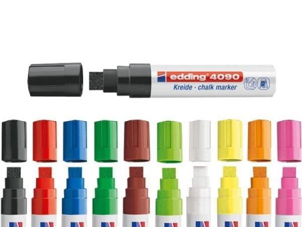 Filzstift Edding 4090 Kreidemarker 15mm