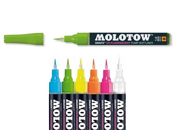 Filzstift Molotow Grafx UV