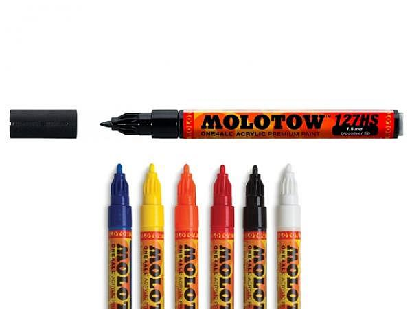 Filzstift Molotow One4all 127HS-CO
