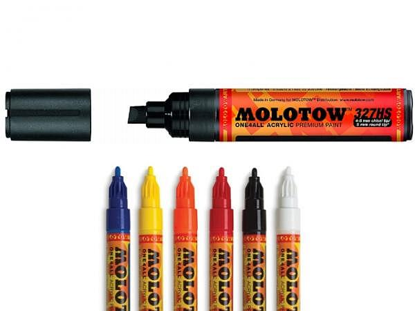 Filzstift Molotow One4all 327HS