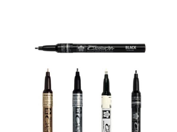 Filzstift Pen-Touch Kalligrafie 1,8mm