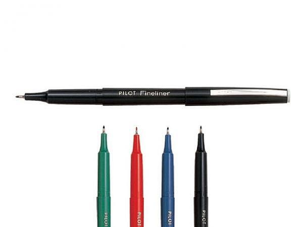 Filzstift Pilot Fineliner SW-PPF