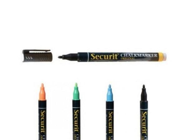 Filzstift Securit Kreidemarker SMA100