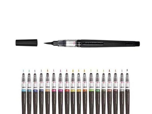 Filzstift Pentel Color Brush, Pinselstift