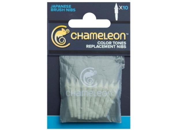 Filzstift Chameleon Color Tones Pen Ersatzspitzen 10 Stk